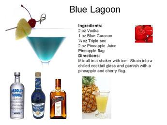 Luau Drink Recipes Midnight Mixologist