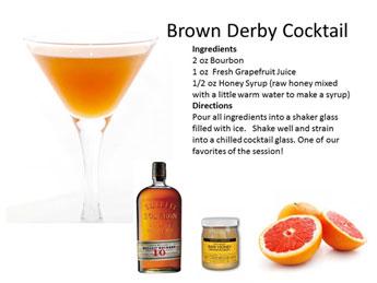 The Derby Cocktail Recipe — Dishmaps
