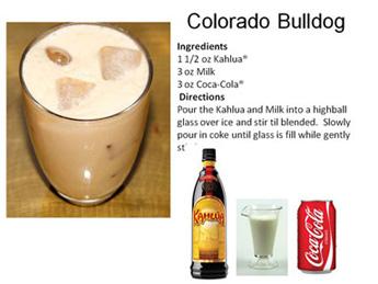 Colorado Bulldog Drink Recipe