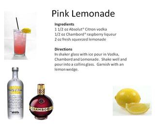 L midnight mixologist - Lemonade recipes popular less known ...