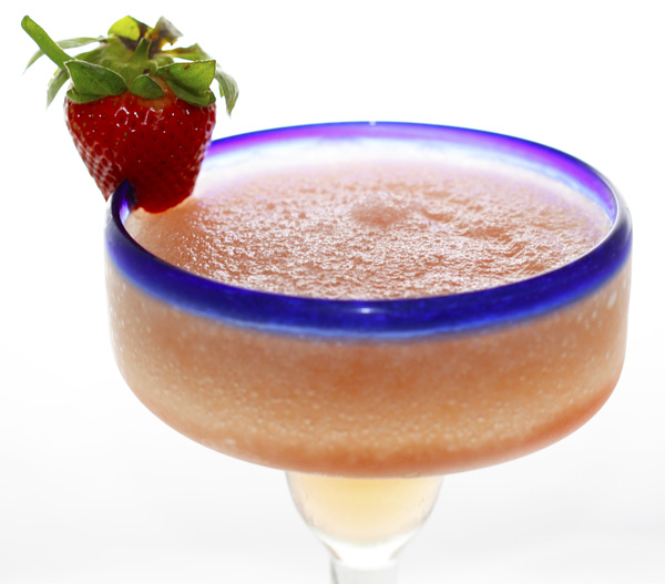 The Hibiscus Margarita is a smooth slightly sweet margarita that ...