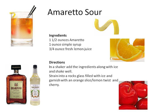 How To Make Amaretto Recipe — Dishmaps