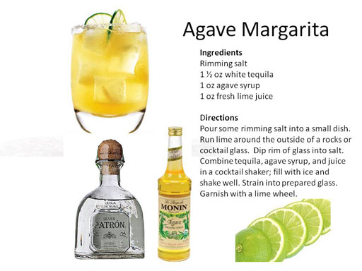 agave margarita get this folks this one s acceptable on the paleo diet ...