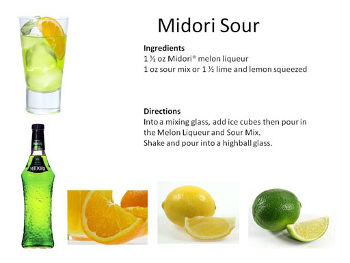 St Patricks Day | Midnight Mixologist