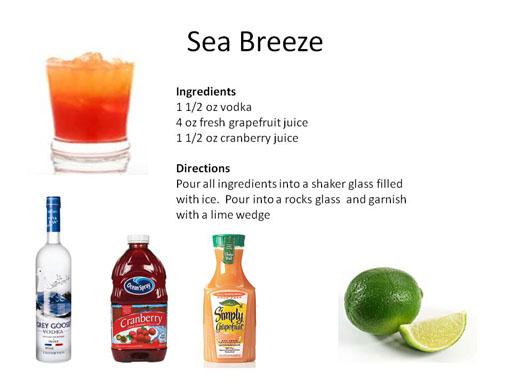 30 S Themed Drinks Midnight Mixologist