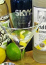 Martini Skyy Drink Recipe