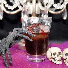 Bloody Black Widow